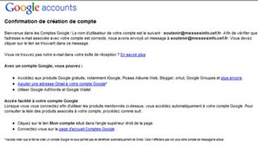 Google acount